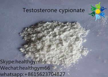 China CAS 58-20-8 Test Cypionate anabole Steroide Testosteron Bodybuilding Gang fournisseur